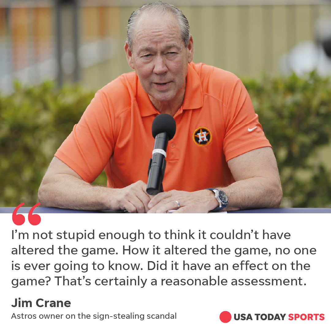 @usatodaysports's photo on Jim Crane