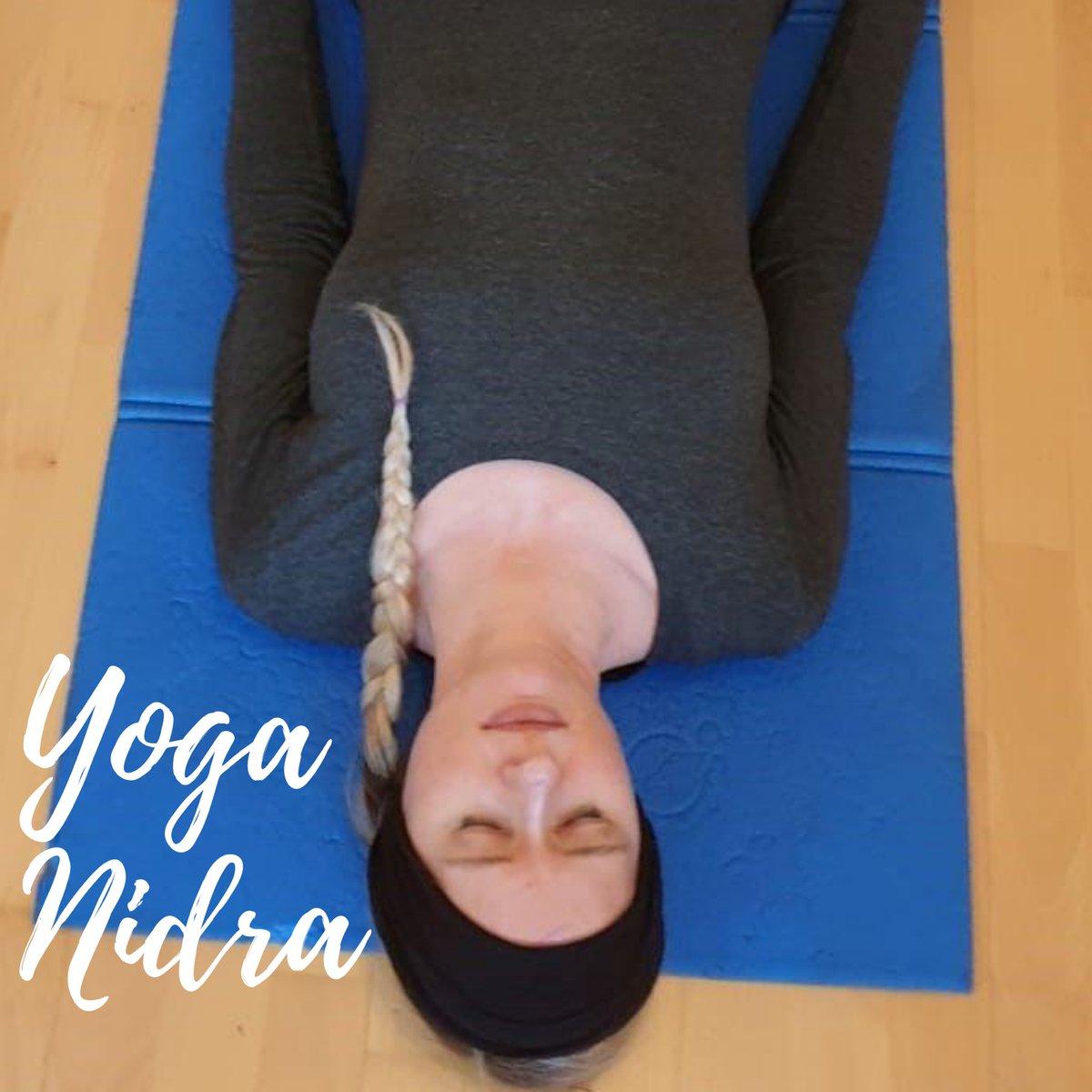תג Yoganidra בטוויטר