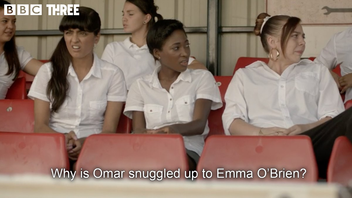 Boneappletea. #SomeGirls