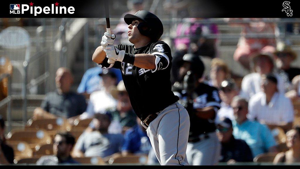 @MLBPipeline's photo on Nick Madrigal