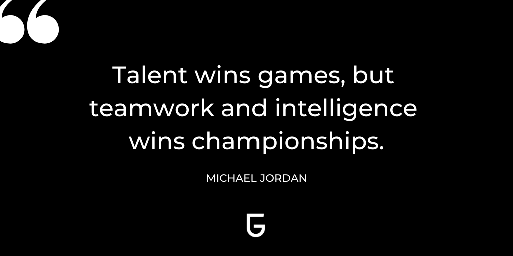 Always about the #teamwork 🖤  #basketballquotes #basketball #MichaelJordan #sportsquotes https://t.co/65X7xrz6Fq