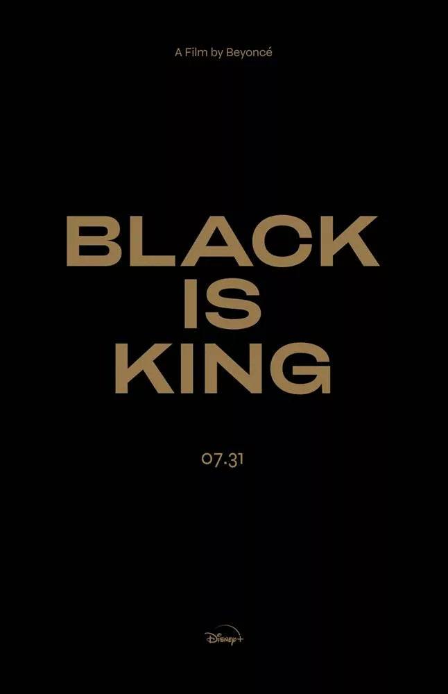 #BlackIsKing