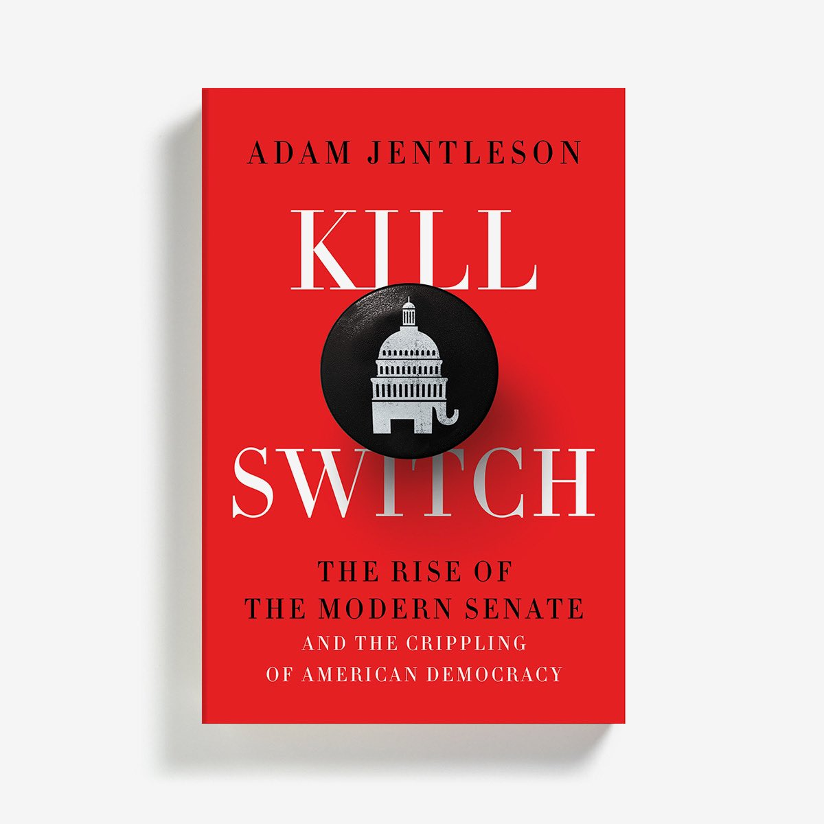 Book's done. White supremacists forged the filibuster, turned it into a supermajority threshold and convinced America the Senate was meant to be this way. Now a minority of white conservatives uses it to impose their will on America. Pre-order if you like: