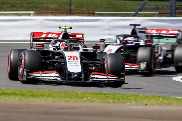 #F1 #BritishGP | Viernes en Silverstone – Haas y otra prueba desaprobada https://t.co/32cmsC2Pkk https://t.co/LCicz7ovqP