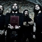 """Image for the Tweet beginning: ROTTING CHRIST share """"The Fifth"""