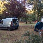 Image for the Tweet beginning: Als je op de camping