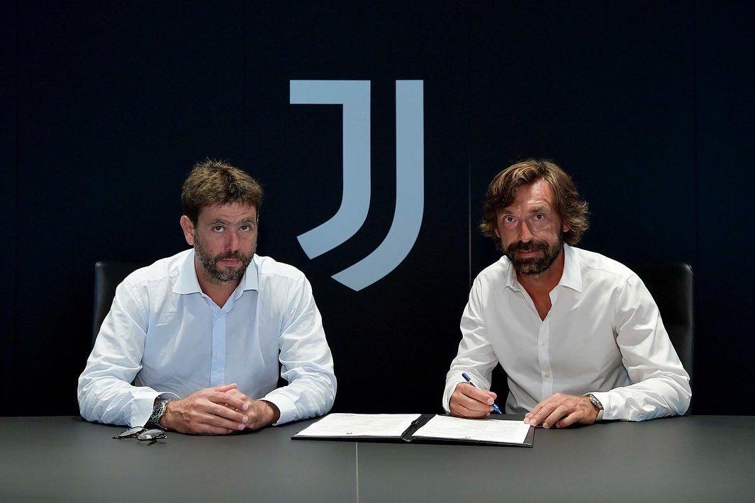 Oggi inizia una nuova avventura. La passione e l'ambizione sono quelle di sempre e sono pronto a condividerle con il mio giovane team! Ringrazio la Juventus per la stima e la fiducia. Ci vediamo in campo! ⚪️⚫️ @juventus https://t.co/4Hys9uBMmx