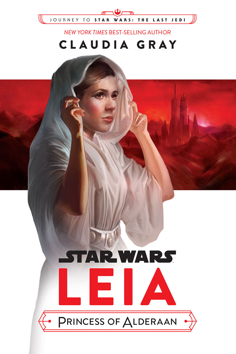 Our next Star Wars Show Book Club pick will be: Star Wars: Leia, Princess of Alderaan! Have any questions for author Claudia Gray? Tweet them to us using the hashtag #SWSBCLeia and your question might get answered in the next episode.