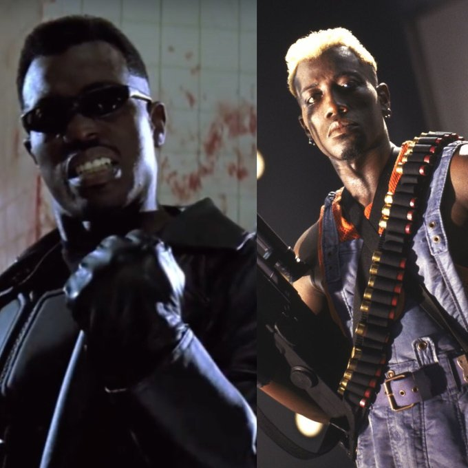 Happy 58th birthday to Wesley Snipes!   Do you have a favorite movie starring Wesley?