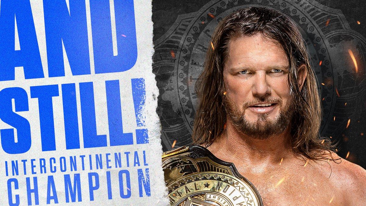 @WWE's photo on #ICTitle
