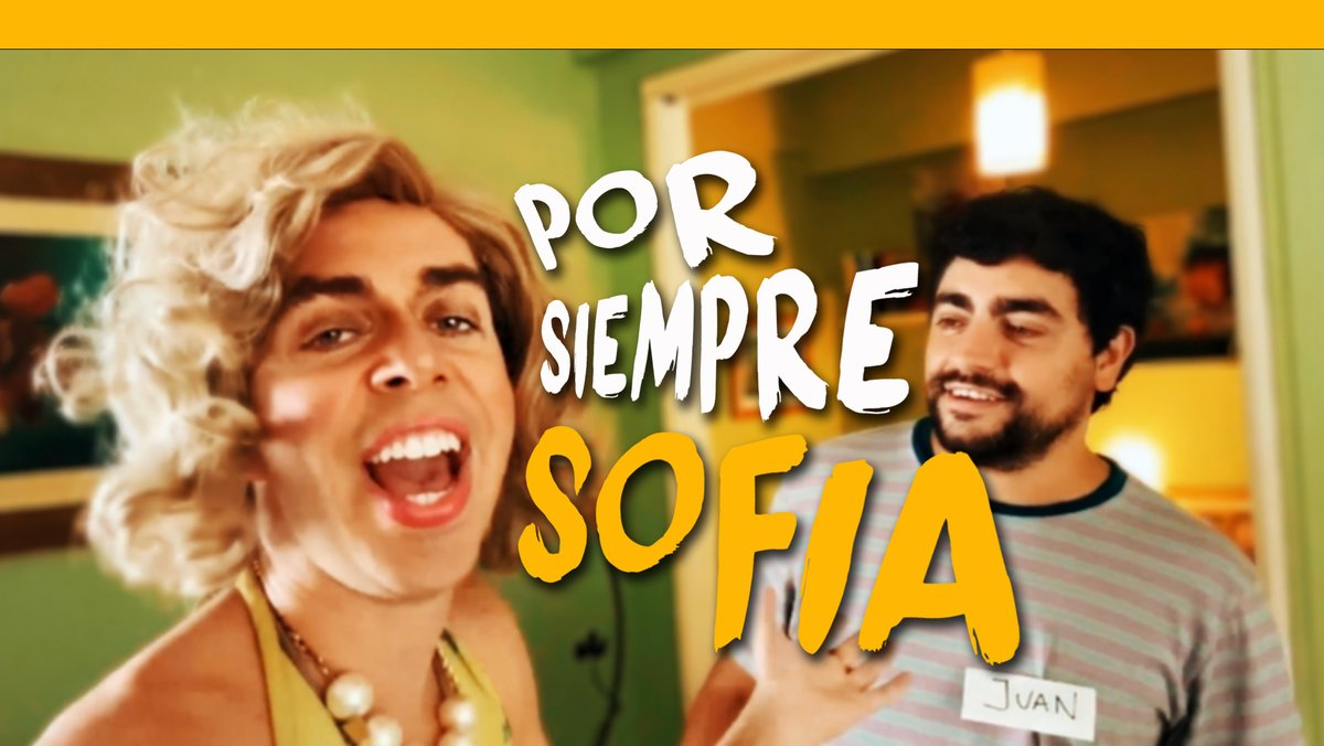 Awesomeness with #SofiaForever #PorSiempreSofia Enjoy this crazy comedy #microseries, just a dollop of our full menu of bite sized content! #StayAtHome 🏠 #StayAtFlixxo 🎬 #StayWithSofia 🤣