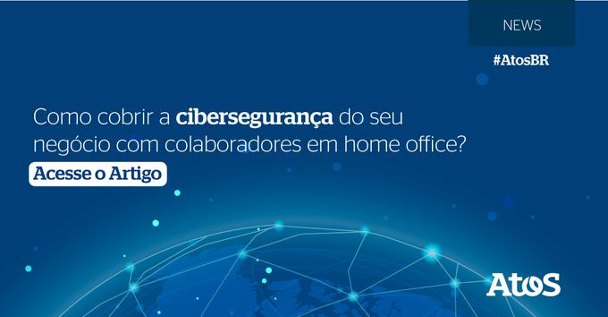 Com as equipes descentralizadas, cibersegurança e colaboração remota devem trabalhar em conju...