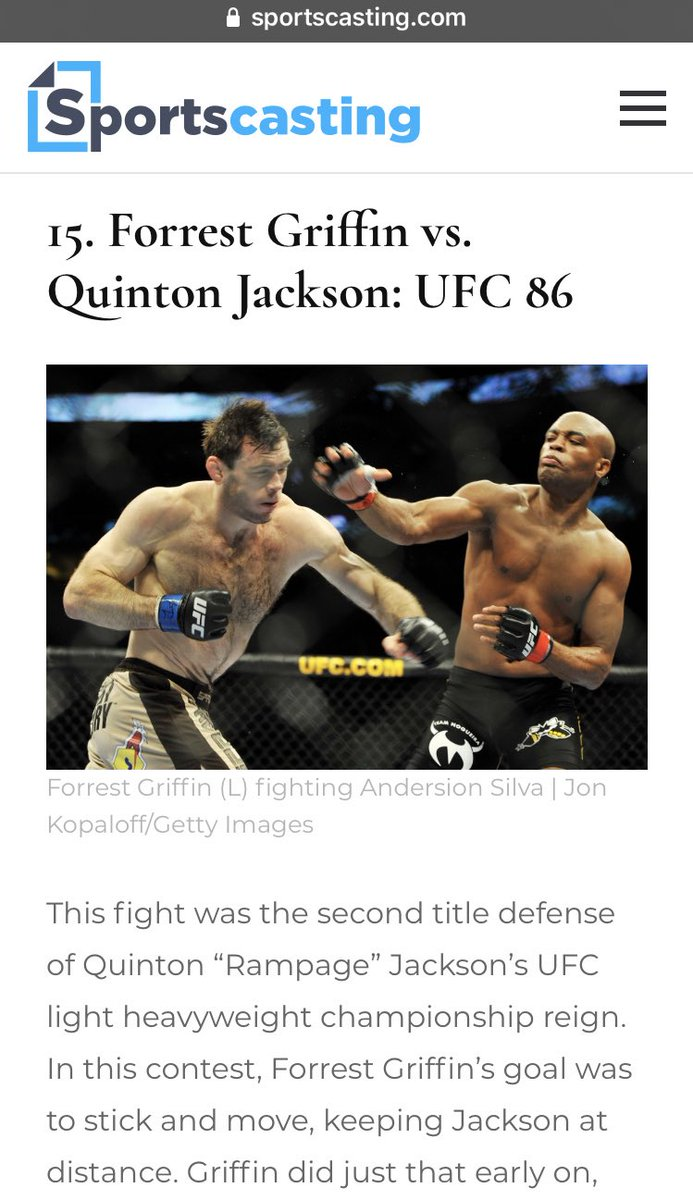 "🧐🗯Wow  ▫️HOW STRANGE!  ▫️Rampage use to look  a lot like ""Anderson Silva"" back in 2008 😂 wouldn't you agree? #MMA #MMATwitter #UFC #ESPN #MMAFam #TeamMMA4Life #MMAMeme #PureEVilMMA https://t.co/500Q3dlyiZ"