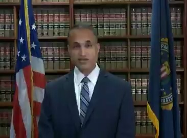 Here is our video statement by #FBI ASAC Sanjay Virmani regarding the arrests today of those responsible for the attack on Twitter.