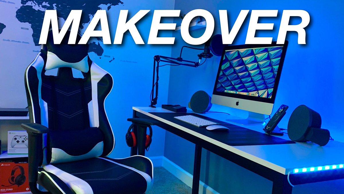 Home Office Desk Setup MAKEOVER (2020) http://youtu.be/Re1KqRPWZa4 via @YouTube #homeoffice #officedesk #desksetup #makeover #workfromhome #applesetup #macsetup #imacsetup #tech #setupwars #minimal #minimalistpic.twitter.com/yMyvuPTDxE