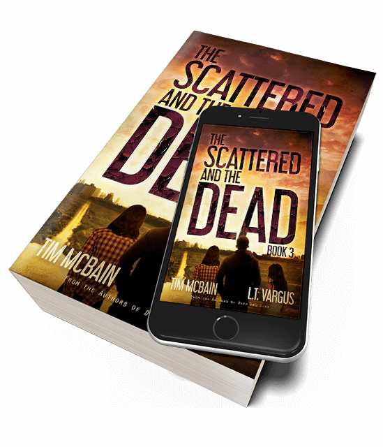 L T Vargus On Twitter It S Time Four And A Half Years Ago We Launched The Scattered And The Dead Series Today It Comes To An End Grab The Series Finale Here Https T Co Iqx0brj3sg