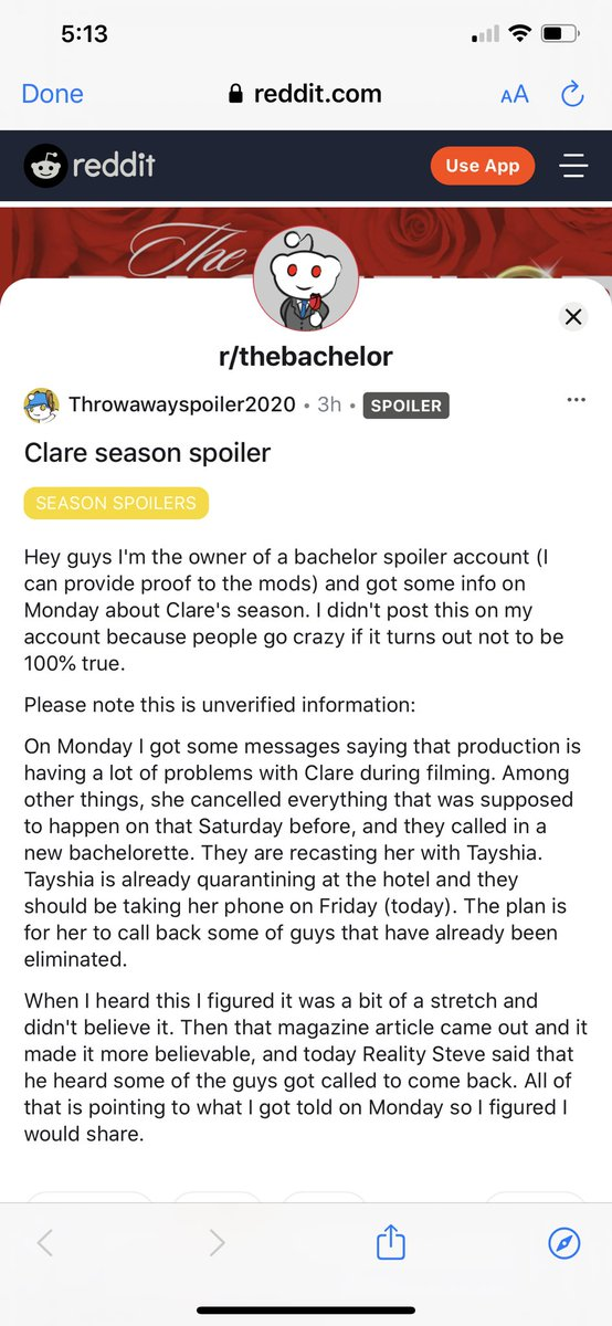 Clare Crawley Has Reportedly Quit The Bachelorette After Falling for Dale Moss and Refusing to Leave Her Room