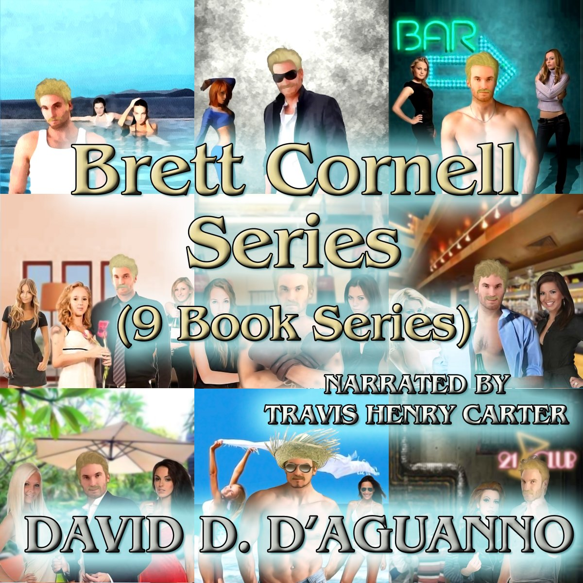 """Girl: Can you name 5 Shakespeare plays? Brett: Sure, there's """"Hamlet"""" - """"Pinocchio"""" - """"Star Wars"""" - That makes 5, don't it?  Complete Brett #comedy #mystery series - very educational** - 68+hours - #audiobook bundle  https://tinyurl.com/y9orvnst   **a matter of opinion, that ispic.twitter.com/vb4QryqFaI"""