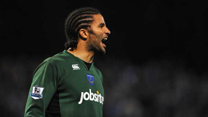 Happy birthday to former goalkeeper David James Have a great day,