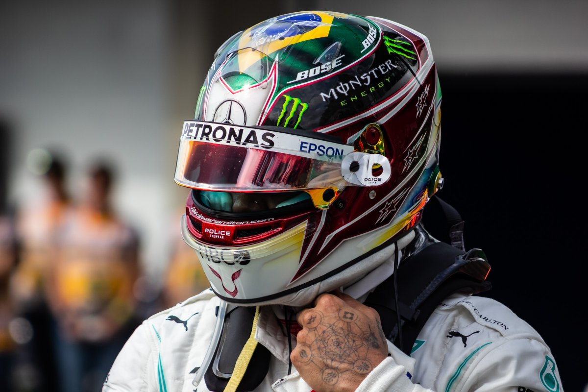 .@LewisHamilton no GP do Brasil de 2019 #F1noGP #BrazilGP #GPnaF1 #LH44 https://t.co/aomB8xtx5Z