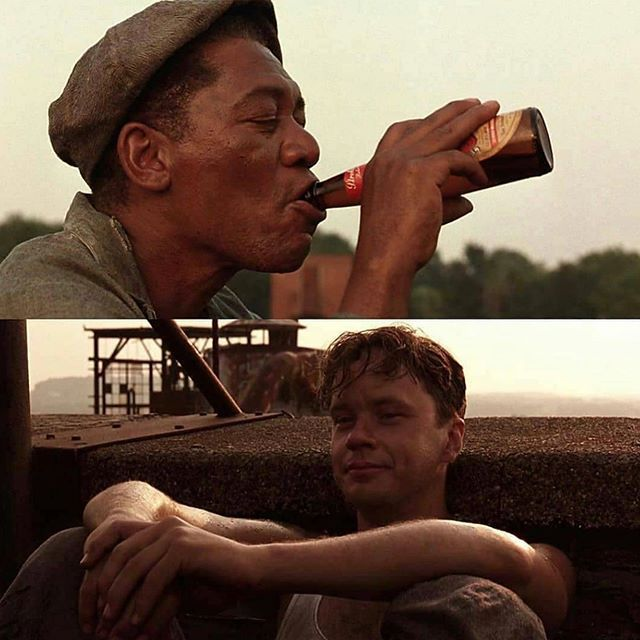 @RaminNasibov's photo on Shawshank Redemption