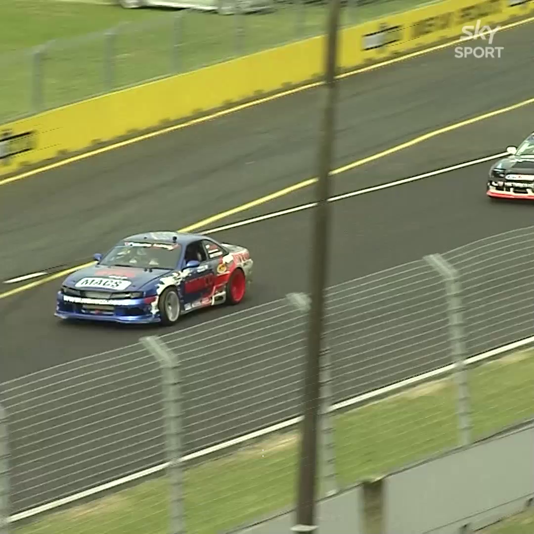 Turn your sound on for this one! The D1NZ Grand Finals are LIVE right now on Sky Sport 5.