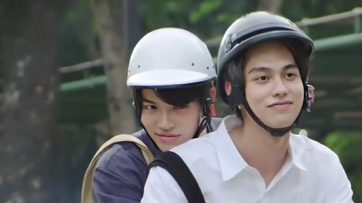 I cannot move on i'm so excited #ยังคั่นกู #ไบร์ทวิน