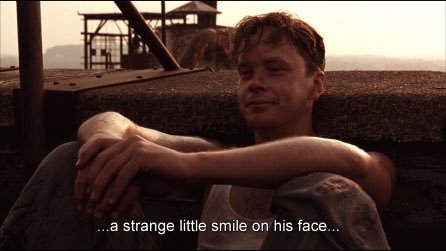 @SammiKrystal's photo on Shawshank Redemption
