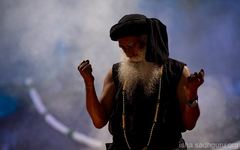 If you gain enough mastery over yourself and determine the nature of your experience of life, you can also largely determine when and how you shall die. #SadhguruQuotes