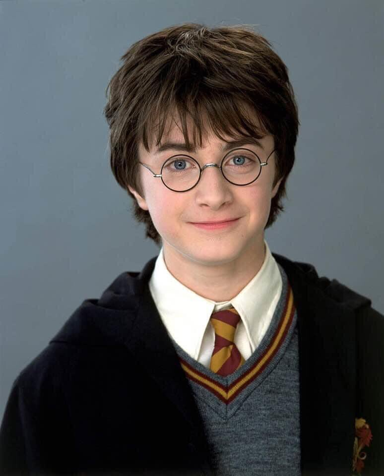 Happy Birthday to Harry Potter!