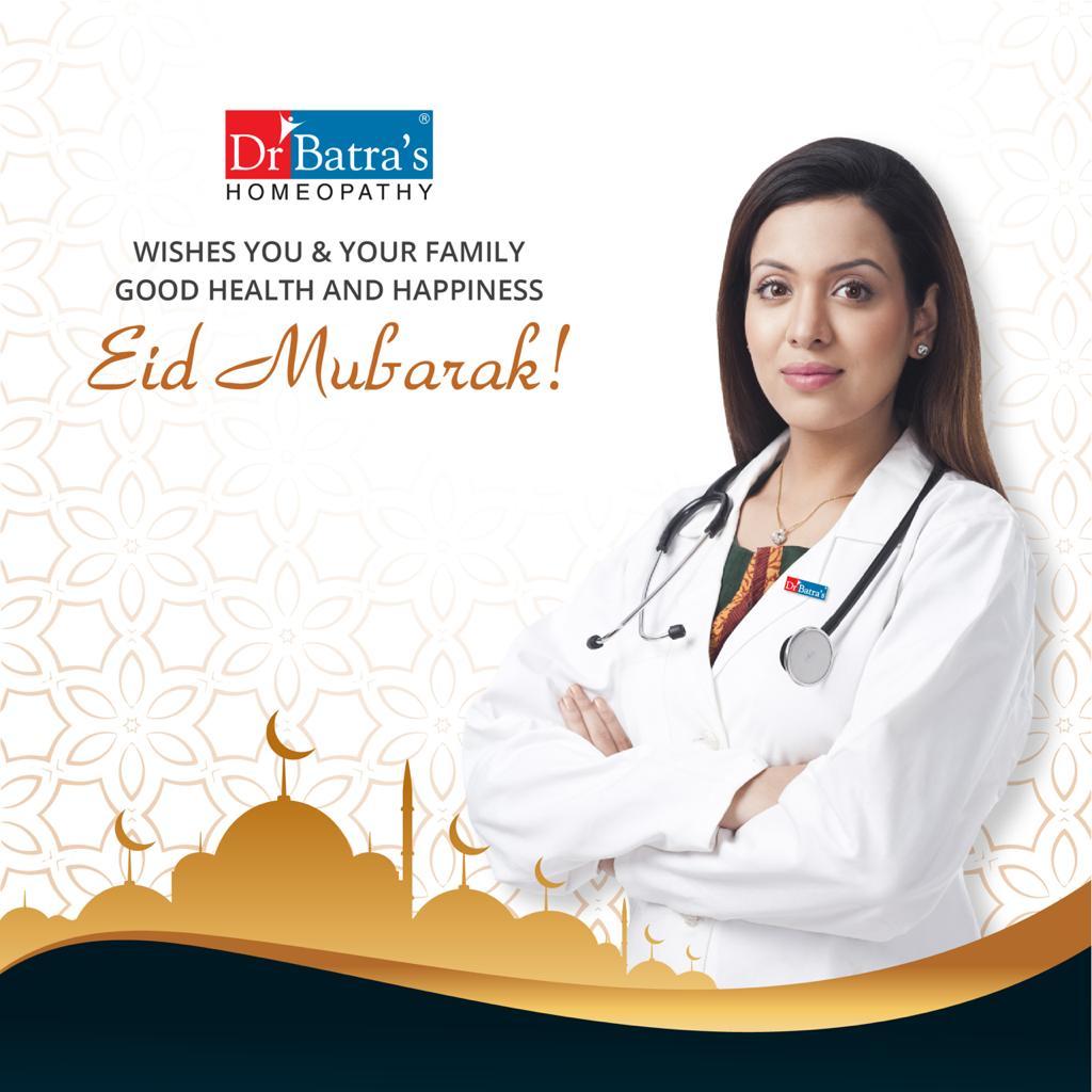 Eid Mubarak from the Team of Dr Batra s DrBatras eidmubarak2020 health https t.co jMozYWTVUh
