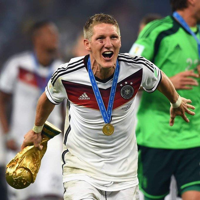 Happy Birthday Bastian Schweinsteiger