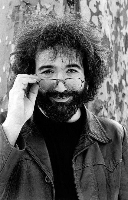 Happy Birthday musician entertainer Jerry Garcia
