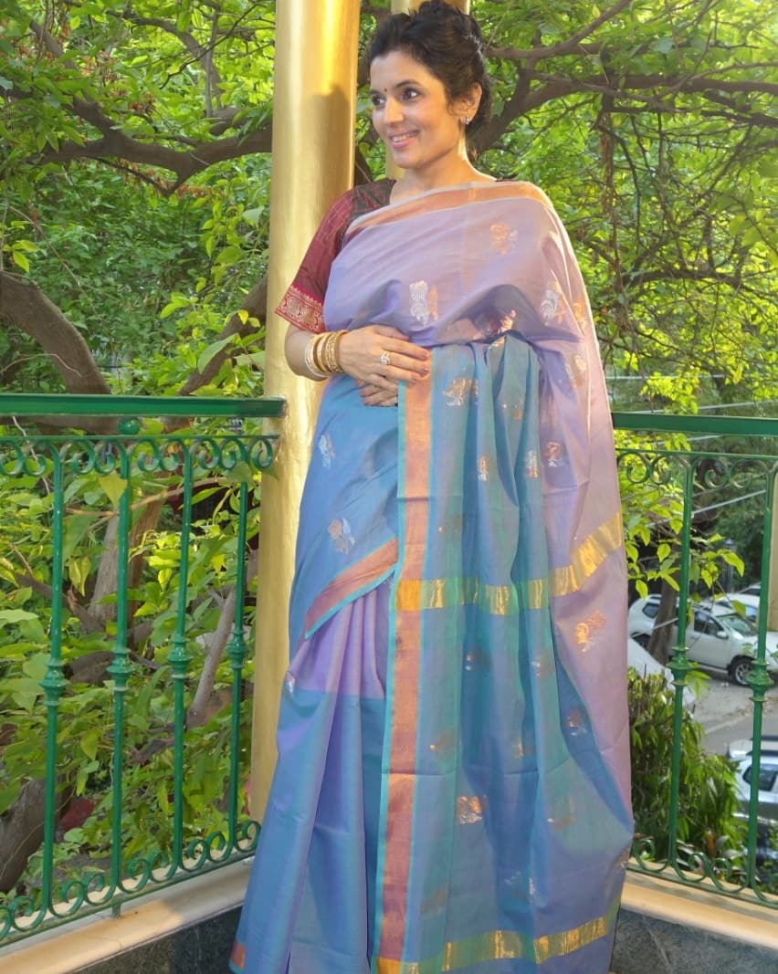 Have a look at this mind boggling Cotton silk saree.   To view more pictures visit our blog. http://www.kiransawhney.com/2020/08/cotton-silk-saree.html…  For more details Contact: +919810530027  #cottonsilksaree #cottonsaree #silksaree #sarees #saree #ethnic #fashion #fashionblogger #RakshaBandhanpic.twitter.com/Y8eILAHC6c