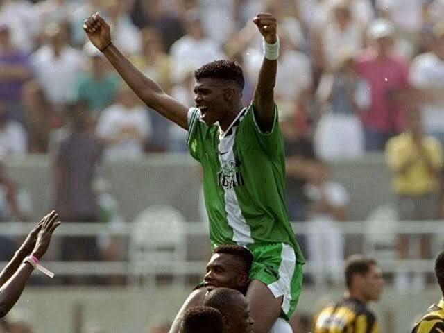 Happy Birthday Nwankwo Kanu Papilo