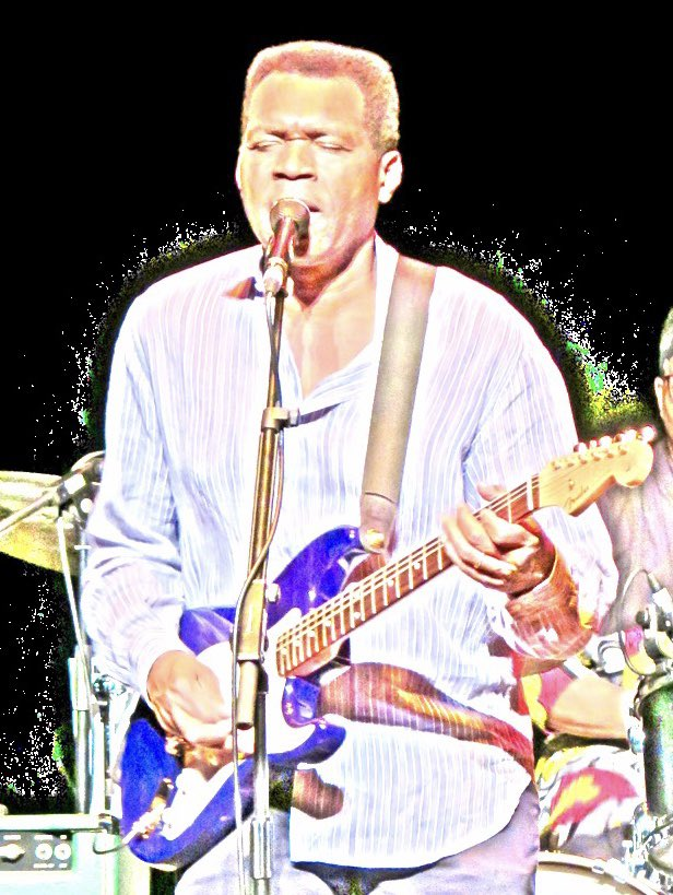 Happy Birthday Mr Robert Cray the best soul and blues performer ever!