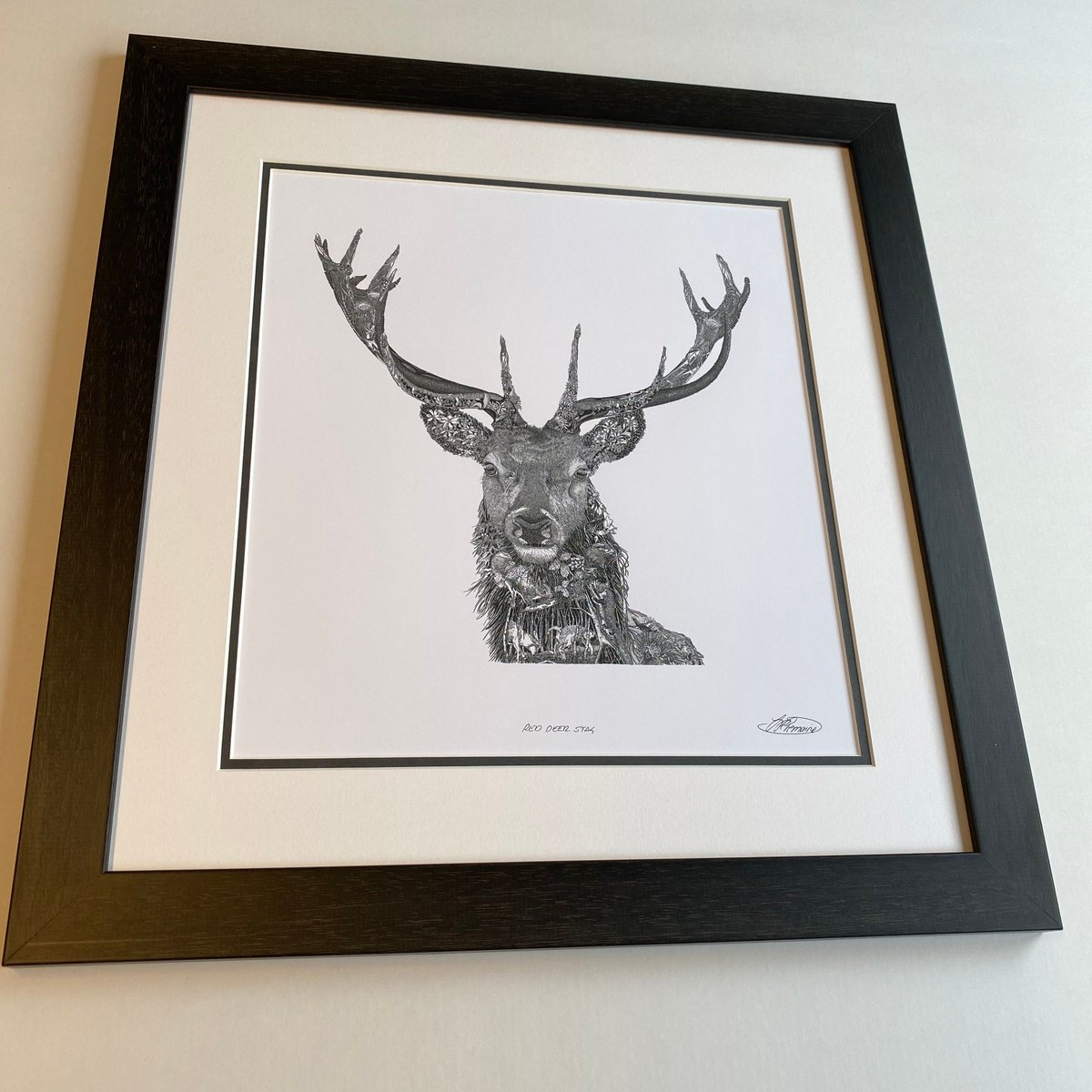 Another Jon Tremaine print framed. Our customer has begun a collection! The closer you look the more detail you see..  #framing #timberframing #pictureframing #custompictureframing #customframing #woodframing #bespokeframing #framingart #artframing #uckfield #sussex #wealdenpic.twitter.com/JPfLnzrsWY