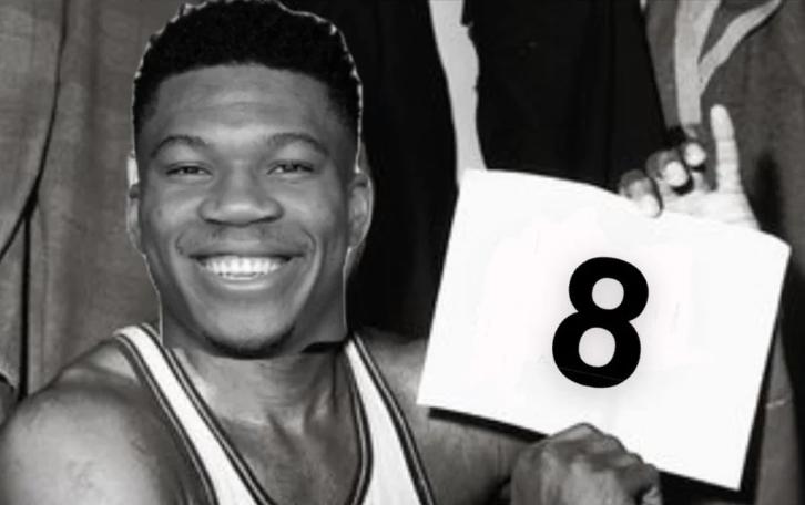 受到裁判照顧?字母哥賽後被群嘲,記者:NBA史上首個8次犯規並獲勝球員!(影)