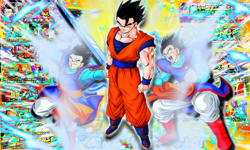 THE 350 ML COULD BE GT ULTIMATE GOHAN CAMPAIGN DOUBLE RATES BANNER + SUPER 17 EZA DBZ Dokkan Battle  #Anime #DB #DBZ #DragonBall #DragonBallZ #Dokkan #DokkanNews #DokkanBattle #HYPERNEWYEAR #DokkanJP #DokkanJPN #EZA #Gohan #UltimateGohan #Videl #Super17   https://youtu.be/SQ-39aqTv2opic.twitter.com/BgBYVteqAY
