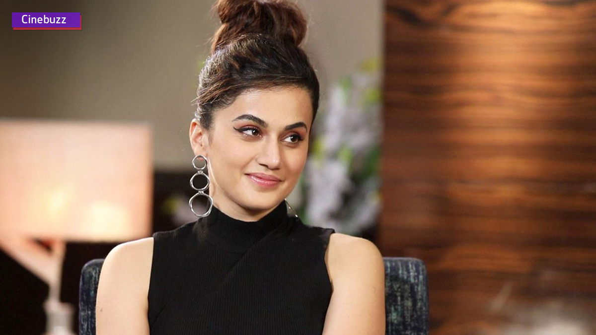 All hearts to this strong and dynamic woman! ❤️ Happy Birthday #TaapseePannu. #HappyBirthdayTaapseePannu #Voot @taapsee