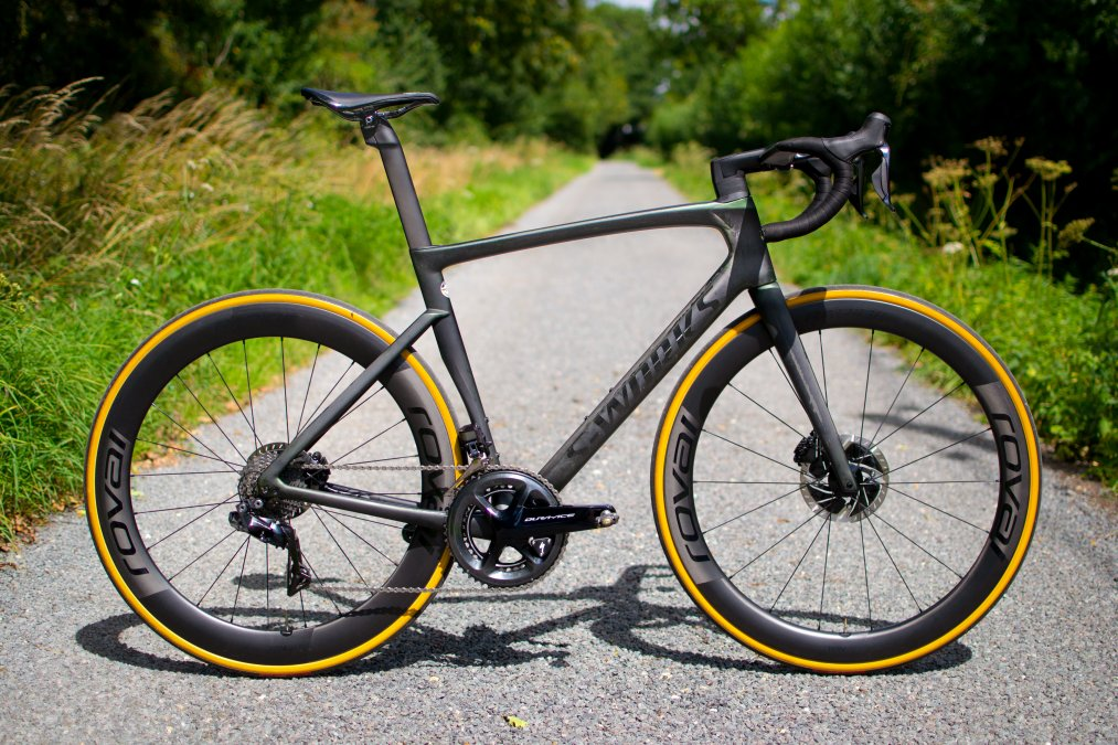 Specialized Tarmac SL7 first ride review: is it really good enough to see off the Venge? https://t.co/X0hR6ZhVzm https://t.co/OUVbl9w7B4