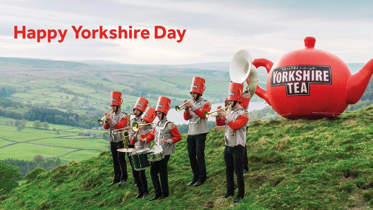 Happy Yorkshire Day!  #yorkshireday https://t.co/NyICeyOXqy