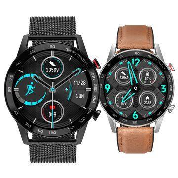 DT NO.1 DT95 Full-round Touch Screen ECG+PPG Heart Rate Blood Pressure Oxygen Monitor on http://banggood.com https://buff.ly/33f0H0Q #smartwatch #smartwatchmurah #watch #miband #applewatch #samsung #watches #gears #smartwatches #jamtangan #apple #fossilgen #xiaomi #watchfacepic.twitter.com/P8Nl2ZvNm3