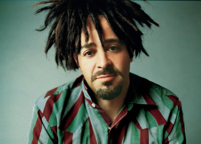 Happy Birthday to Counting Crows singer songwriter Adam Duritz, born on this day in Baltimore, Maryland in 1964.