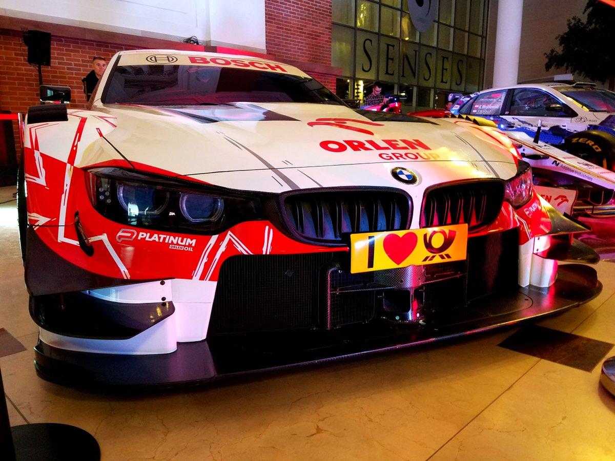 Zaczynamy kwalifikacje DTM  https://t.co/ETUUXqohkd  i na kanale Eleven Sports :)   #RobertKubicaKlub #robertkubica #Kubica #Orlen #F1 #ElevenF1 #BMW #ElevenDTM #ORLENTeam @PKN_ORLEN @DanielObajtek @TeamORLEN @AnnaZiobron @RzecznikORLEN @Kos https://t.co/mMK8iiDemN