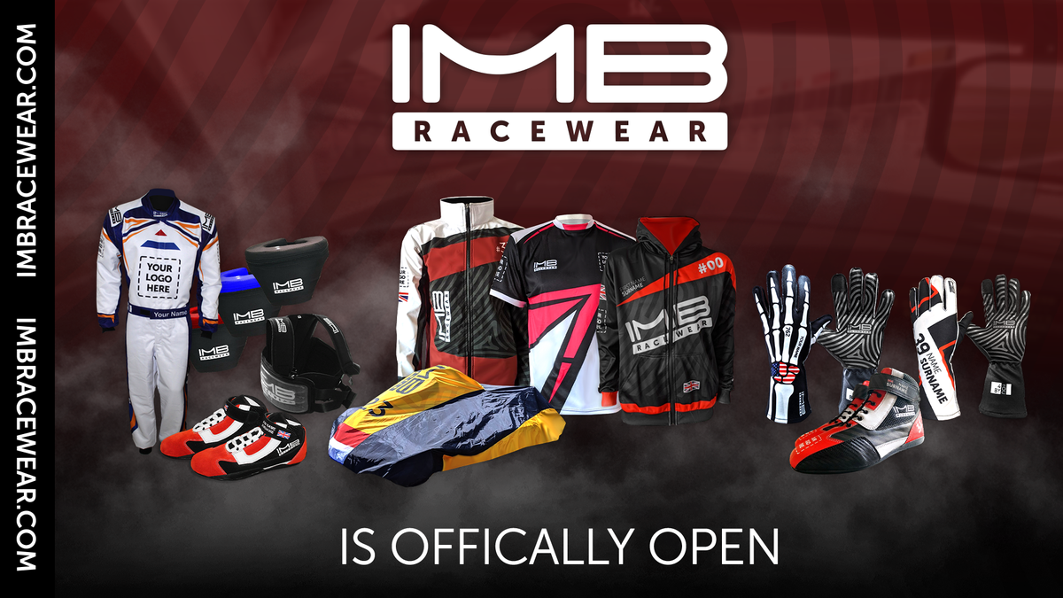 WE HAVE LAUNCHED!!  Head over to https://t.co/LqNHUWL9KH now to see what we have to offer!  #Launched #SimWear #TeamWear #RaceWear #KartWear #Custom #SimRacing #Karting #DAY1 #apparel  @AbbiPulling @GPVWC @FSR_esports @isrlesports @Davey_Cam https://t.co/LtgHzXTmSY