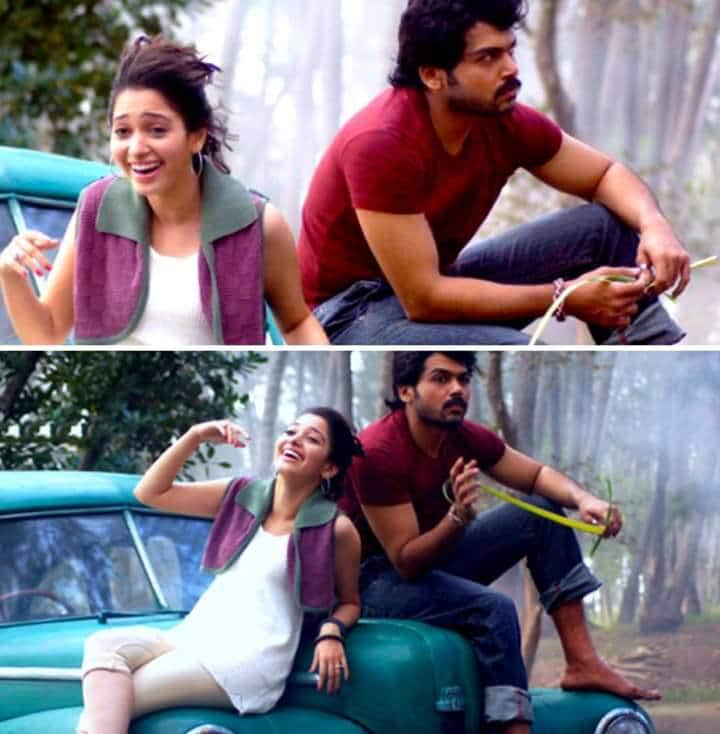 Our @Karthi_Offl ,s Blockbuster movie #Paiyya movie Now on #Kalinger Tv.  @tamannaahspeaks  @dirlingusamy https://t.co/SesyWKf9UF