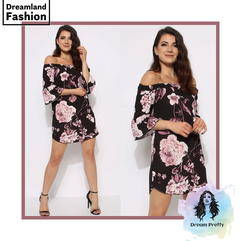 Floral Bardot Crepe Dress £10.00  Size 6/8/12 True to size  https://cutt.ly/Floral-Bardot-Crepe-Dress…  #fashion #fashionblogger  #fashionista #fashionstyle #fashionblog #fashionaddict #fashionlover #fashionbloggers #fashionblogger_de pic.twitter.com/jBBmvWyCmL