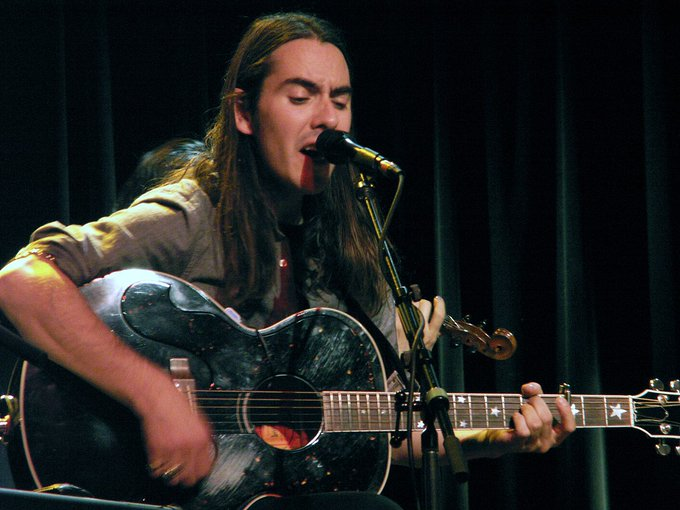 Happy Birthday, Dhani!  (Dhani Harrison performing in Seattle, Washington on 9 November, 2010 Susan Beals)