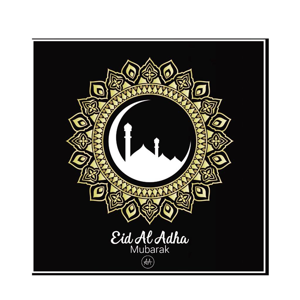 Eid Al Adha Mubarak https://t.co/EbhVl67hfa